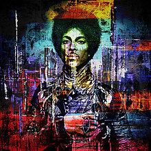 Fotografie - Pop Art Plagát - Prince - 10358750_