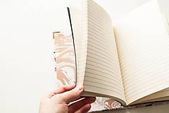 """Papiernictvo - Linajkový zápisník """"Morning Coffee"""" - 10357025_"""