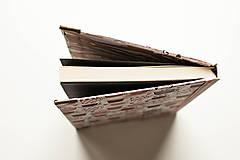 """Papiernictvo - Linajkový zápisník """"Morning Coffee"""" - 10357029_"""