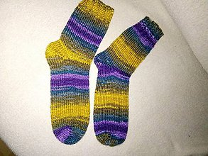 Iné oblečenie - vesele ponožky - 10357602_