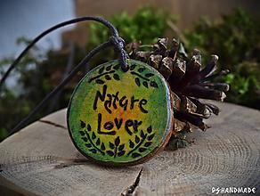 Náhrdelníky - Nature Lover - 10360923_