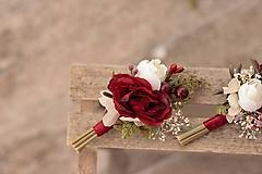 """Pierka - Pierko pre ženicha """"Vroucí láska"""" - 10360216_"""