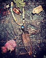 Náhrdelníky - Príbeh lesa - 10360375_