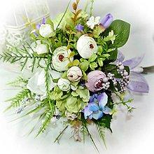 Dekorácie - Kytice / i svatební/ - Vanda - 10361143_