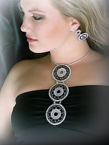 Sady šperkov - Souprava Trója - 10360487_