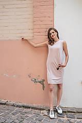 Šaty - Rovné šaty s bočnými vreckami ROSE COLLECTION   ( pôvodná cena 39 € ) (M) - 10360253_