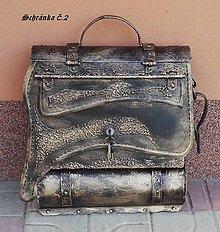 Dekorácie - Poštová schránka - pastier - 10359476_