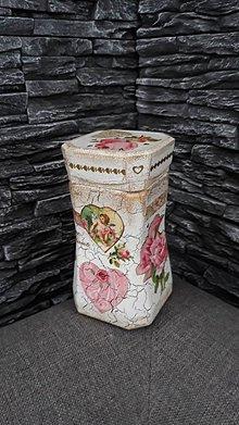 Nádoby - vintage doza - 10361458_