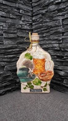 Nádoby - Fľaša pre pivára - 10361485_
