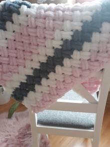 Textil - Detská deka - 10363539_