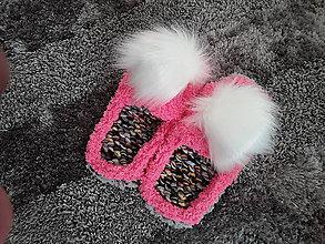Obuv - papučky - 10365258_