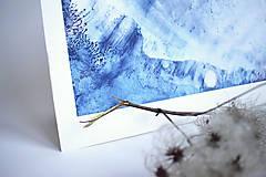Obrazy - Tie mrazivé kvapky... - 10365668_