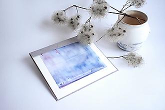 Papiernictvo - Niekde v ľadovej hmle...pohľadnica - 10365201_