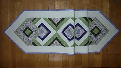 Úžitkový textil - Obrus, štóla na stôl (dlhý) - 10365788_