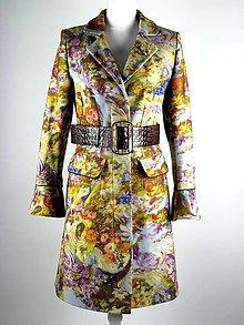Kabáty - Originálny kabát - 10363710_