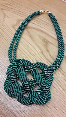 Náhrdelníky - knot II - 10365692_