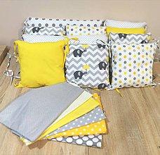 Textil - Mantinel do postieľky . - 10364911_
