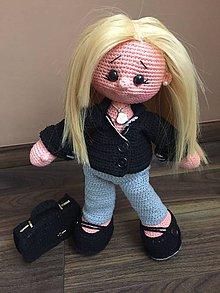 Hračky - bábika Mamča - 10363735_