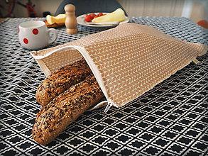 Iné tašky - ECO taška na pečivo - 10364532_