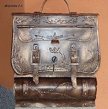 Dekorácie - Poštová schránka - s dvojprackou - 10362267_