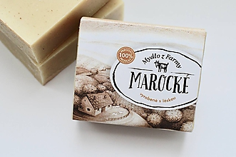 Drogéria - Marocké mydlo - 10366271_