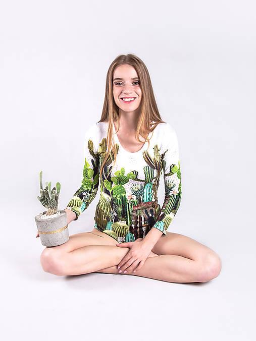 Cactus garden body
