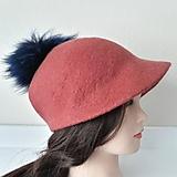 Detské čiapky - Čiapka so šiltom - 10363910_