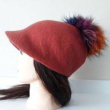 Detské čiapky - Čiapka so šiltom - 10363911_