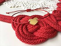Sady šperkov - ♥ Z LÁSKY RED ♥ - 10366005_