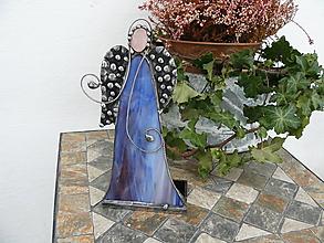 Svietidlá a sviečky - Vôňa levanduľových polí - 10367352_