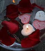 Svietidlá a sviečky - Plávajúce srdiečka MIX♥ - 10368165_