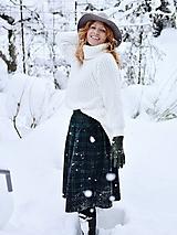 """- NORRIE - skladaná sukňa """"škótske káro"""" - 10367764_"""