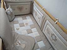 Textil - Jemná béžová súprava - 10366878_
