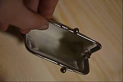 Peňaženky - Peňaženka líška - 10369546_