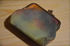 Peňaženky - Peňaženka líška - 10369547_