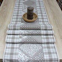 Úžitkový textil - KAMIL - stredový obrus - 10368842_