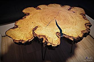 Nábytok - Konferenčný stôl - 10368550_