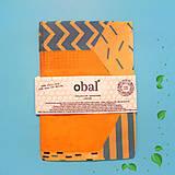 Úžitkový textil - Voskované vrecko - Plásty - 10370295_