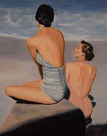 Obrazy - Ženská krása - 10369831_