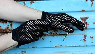Rukavice - Dámske rukavičky - 10369683_