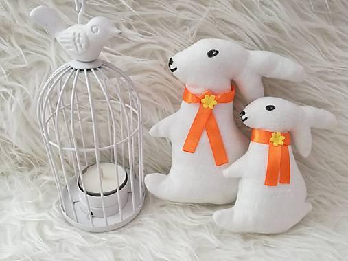 Dva zajace - veľkonočná dekorácia.   susugo - SAShE.sk - Handmade ... cf4c5664c64