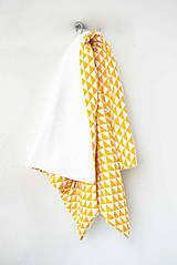 Úžitkový textil - HAJA Easy... bočný vankúš... geometrické motívy - 10372513_