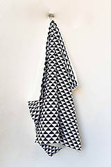 Úžitkový textil - HAJA Easy... bočný vankúš... geometrické motívy - 10372514_