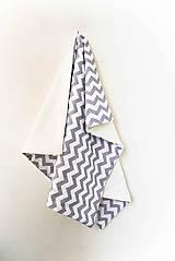 Úžitkový textil - HAJA Easy... bočný vankúš... geometrické motívy - 10372515_