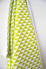 Úžitkový textil - HAJA Easy... bočný vankúš... geometrické motívy - 10372517_