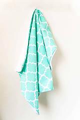 Úžitkový textil - HAJA Easy... bočný vankúš... geometrické motívy - 10372520_