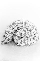 Úžitkový textil - HAJA Easy... bočný vankúš... geometrické motívy - 10372543_