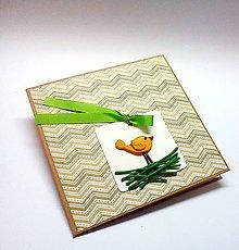 Papiernictvo - Pohľadnica ... hniezdo I - 10374211_