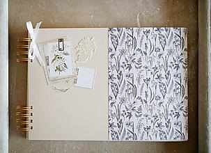 Papiernictvo - Scrapbook fotoalbum Natur - 10373245_