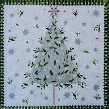Papier - Vianoce, zima 51 - 10371469_